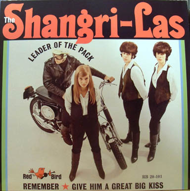 The Shangri-Las Leader of the Pack