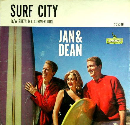 Jan and Dean Surf City