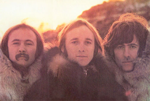 Crosby, Stills and Nash Marrakesh Express