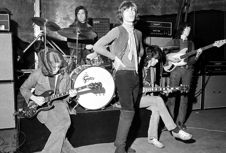 The Rolling Stones Honky Tonk Women