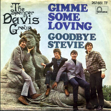 The Spencer Davis Group Gimme Some Loving